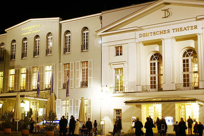 Deutsches Theater Berlin - Deutsches Theater Berlin
